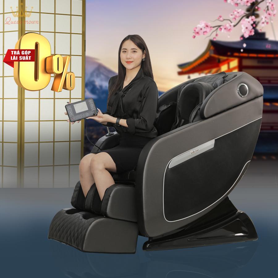 Ghế massage Queen Crown Dr.Tokyo 8