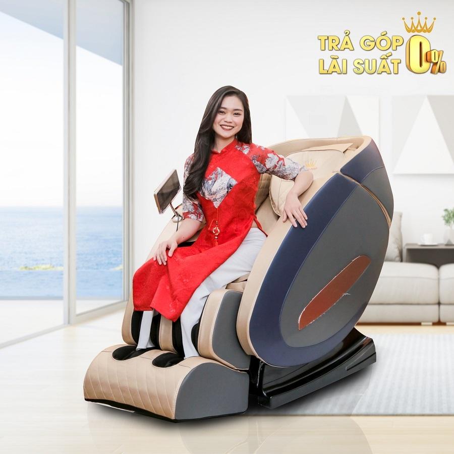 Ghế massage Queen Crown QC-SL666