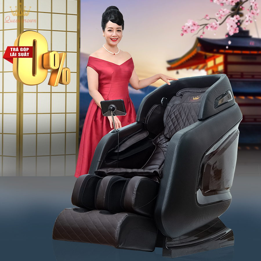 Ghế massage Queen Crown QC-CX5