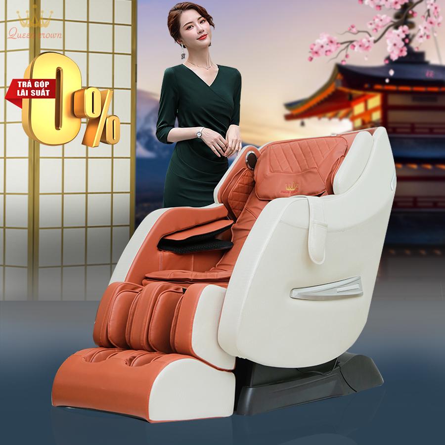 Ghế massage Queen Crown QC-SL8-Pro