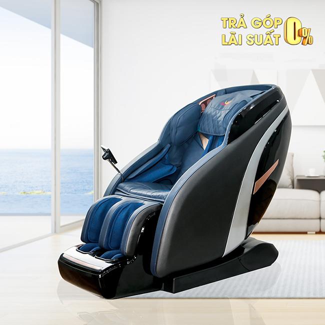 Ghế massage toàn thân Queen Crown QC A5 SPORT