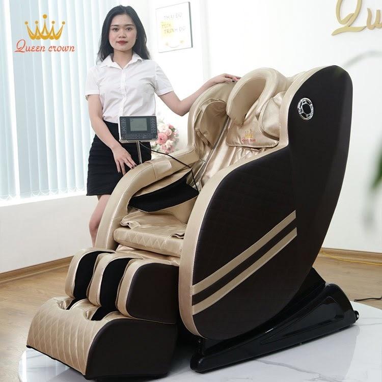 Ghế massage Queen Crown QC V9