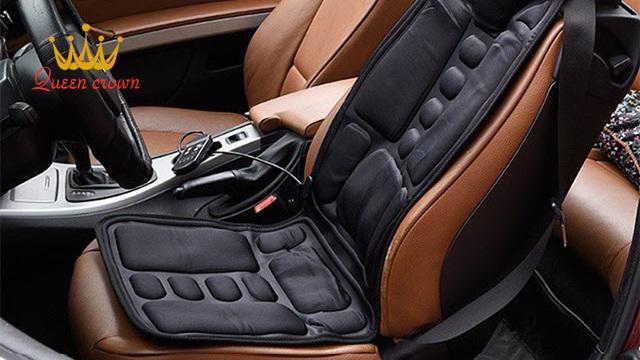4 Kinh nghiệm chọn ghế massage cho xe ô tô, xe hơi tốt nhất