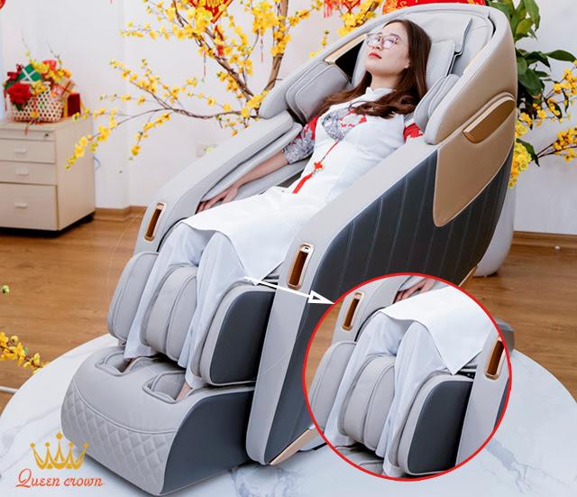 Ghế massage đầu gối có thật sự hiệu quả không?