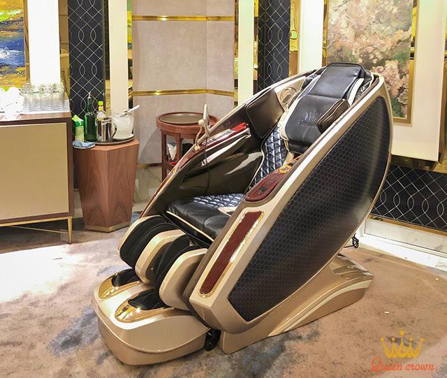 Bỏ túi cách chọn ghế massage cho người khuyết tật chuẩn nhất