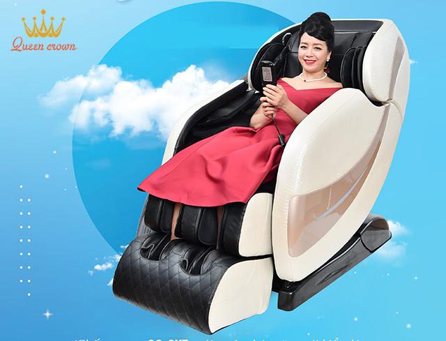 Ghế massage cho người bị tai biến - Bí quyết hồi phục thần kỳ