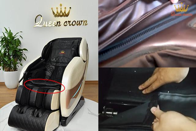 Hướng dẫn tháo lắp ghế massage chi tiết để di chuyển