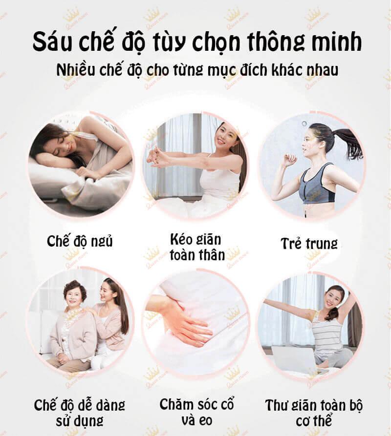 ghe massage queen crown qc cx6 12 1