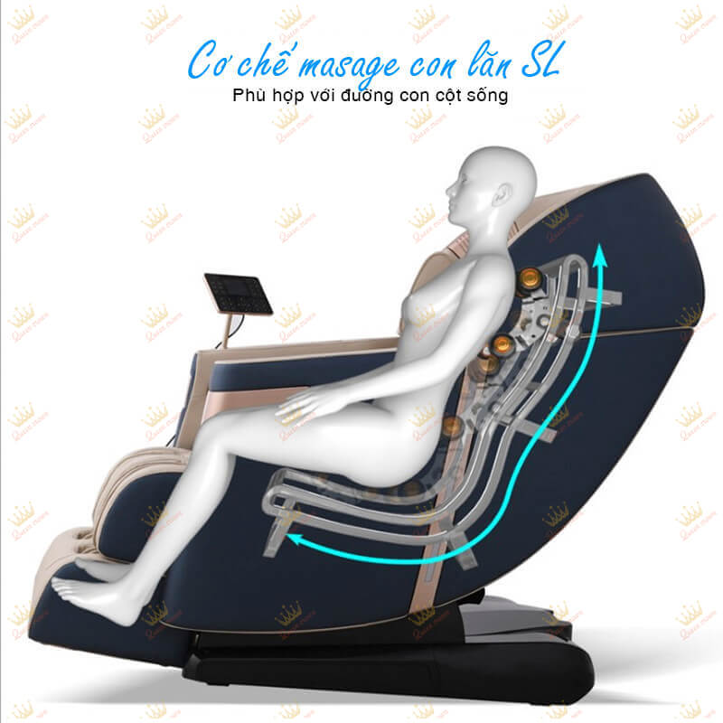 ghe massage queen crown qc cx6 5 1