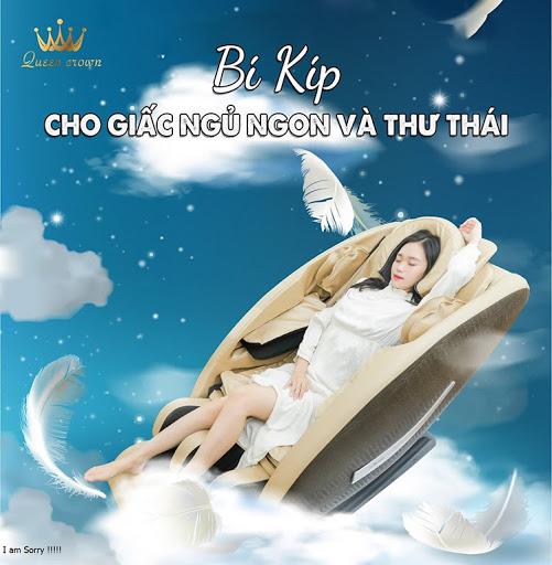 Queen Crown QC LX888 sẽ giúp bạn có một giấc ngủ hoàn hảo