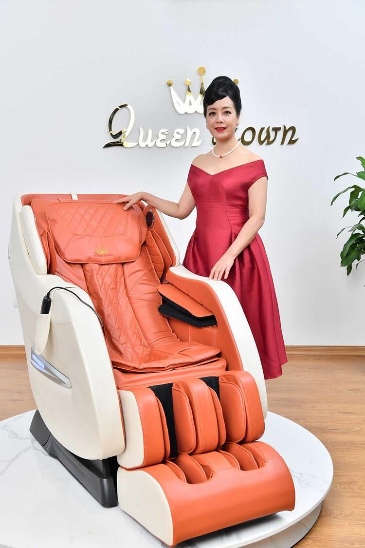 Khi mua ghế massage Queen Crown QC SL8 Pro khách hàng sẽ nhận được nhiều phần quà giá trị lớn