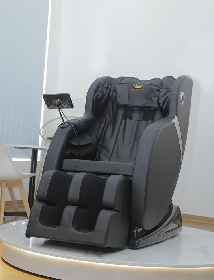 Queen Crown QC T19 được thiết kế hệ thống túi khí toàn thân hiện đại