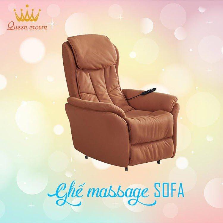Đặc điểm nổi bật của ghế massage Queen Crown QC4F